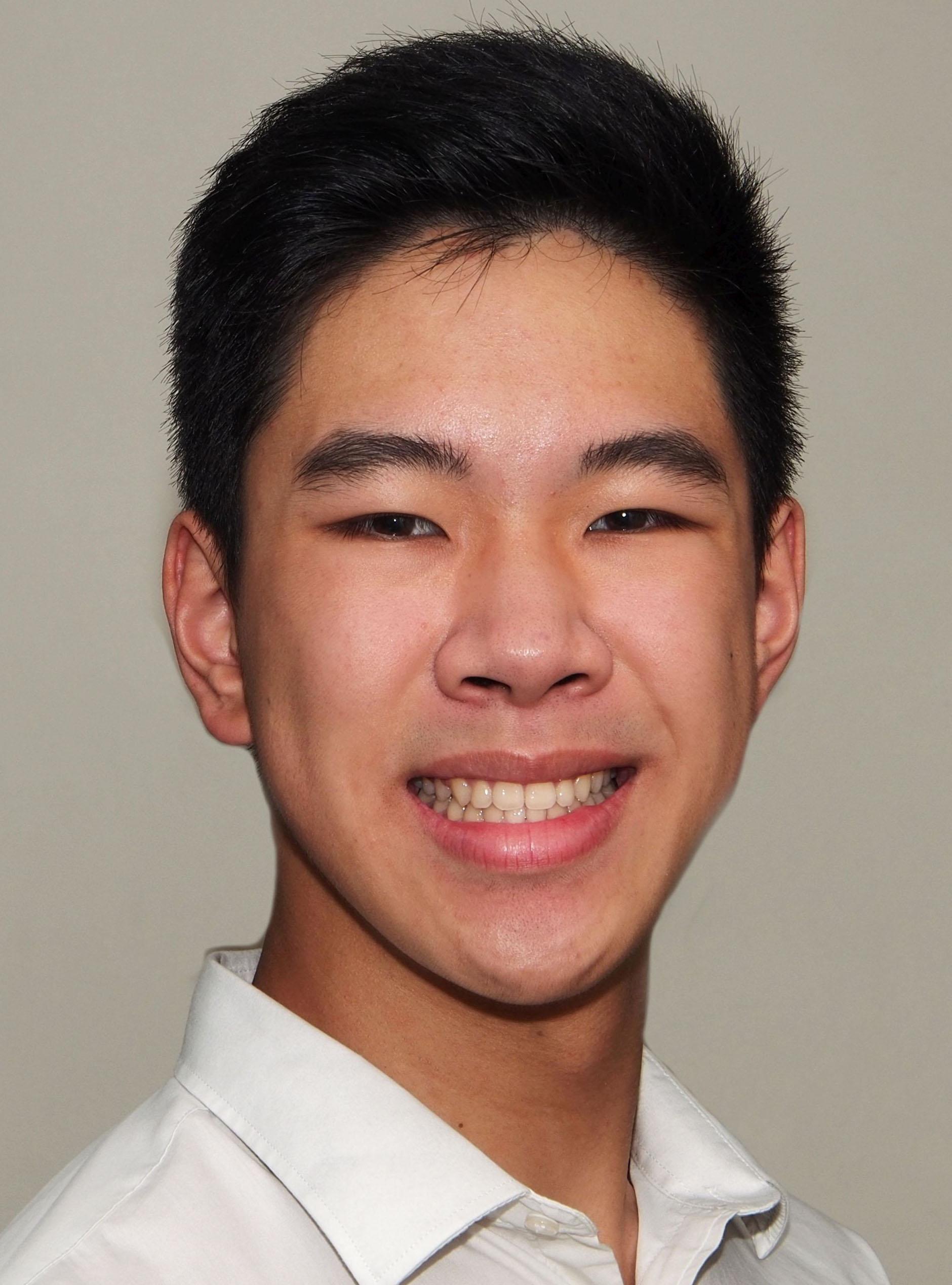 Photo of Ryan Lam